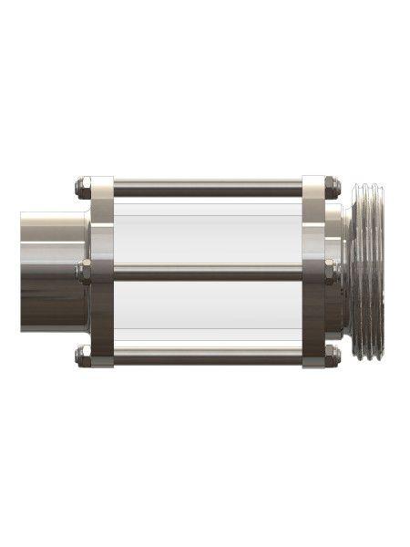 Sestav - Indikator pretoka DN50-varilni -DIN DN