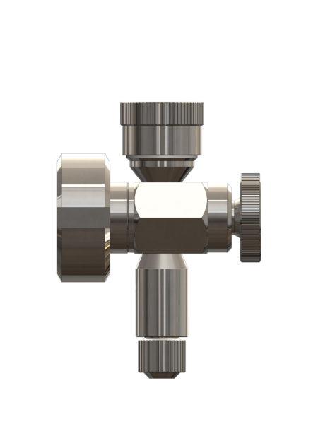 ART 207 - sestav-Visinomer SW G 3-8 fi 20 -spodnji z matico DIN DN 15