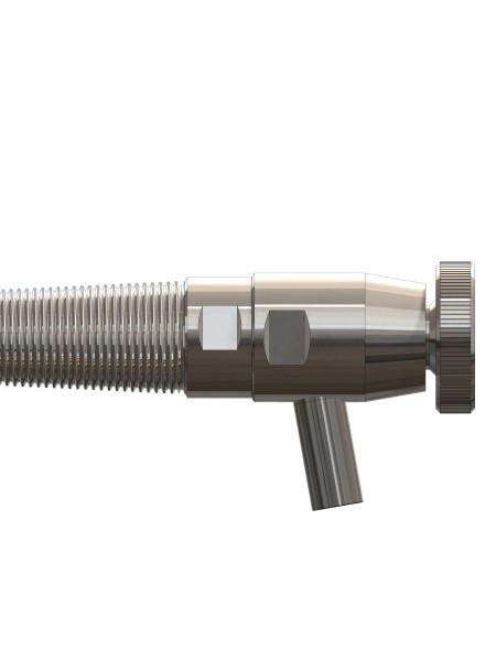 ART 116-sestav - poiskusne pipe s cevko G 1-2 fi 27